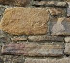 Mauerwerk aus Ruhrsandstein